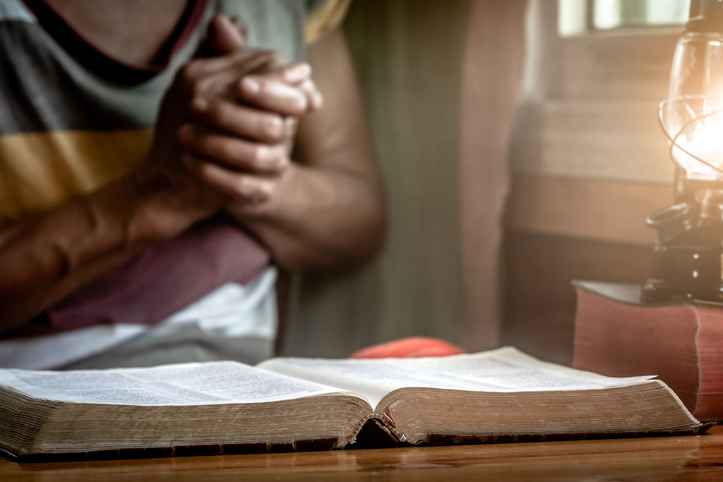 Dig deep in the Word